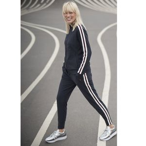 NWT Athleta Metro Track Trim Jogger